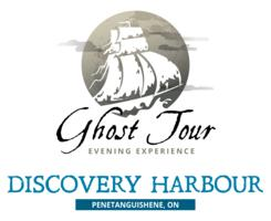 HHP DH Ghost Tours Logo